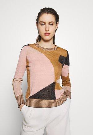 RAZZA - Sweter - gold