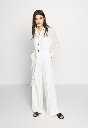 EFFIGY - Jumpsuit - wool white