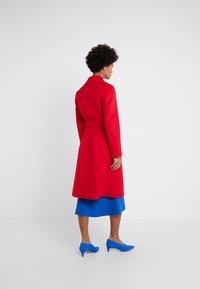 Marella - TIGRE - Zimní kabát - red - 2