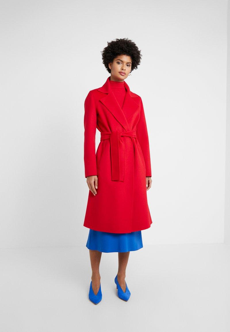 Marella - TIGRE - Zimní kabát - red