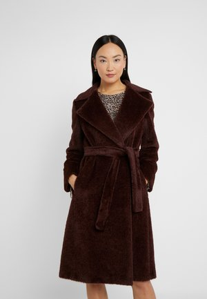 LAVAGNA - Frakker / klassisk frakker - bordeaux