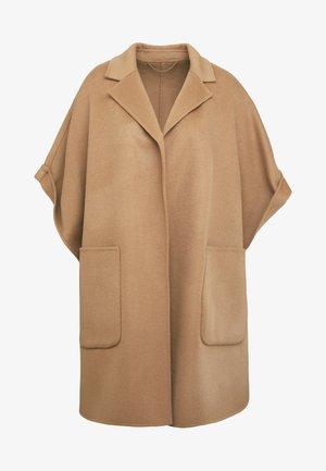 LOTUS - Zimní kabát - camel