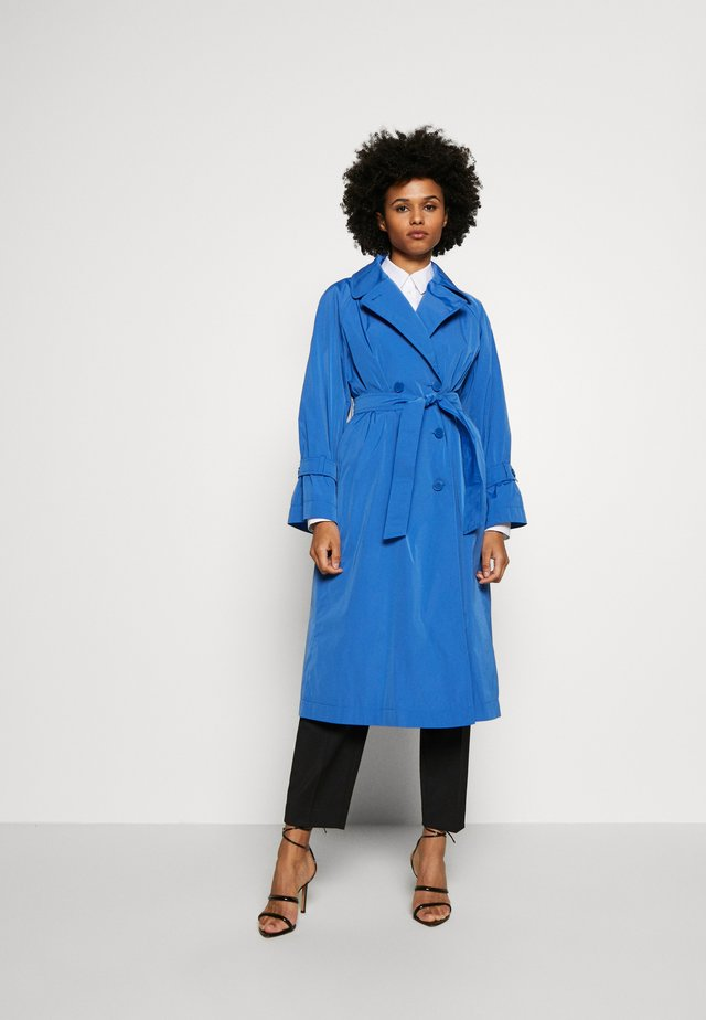 DINDA - Trenchcoat - deep blue