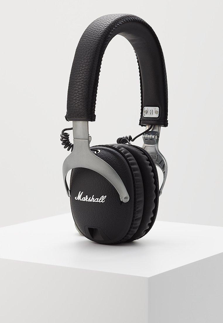 Marshall - MONITOR STEEL EDITION - Koptelefoon - black