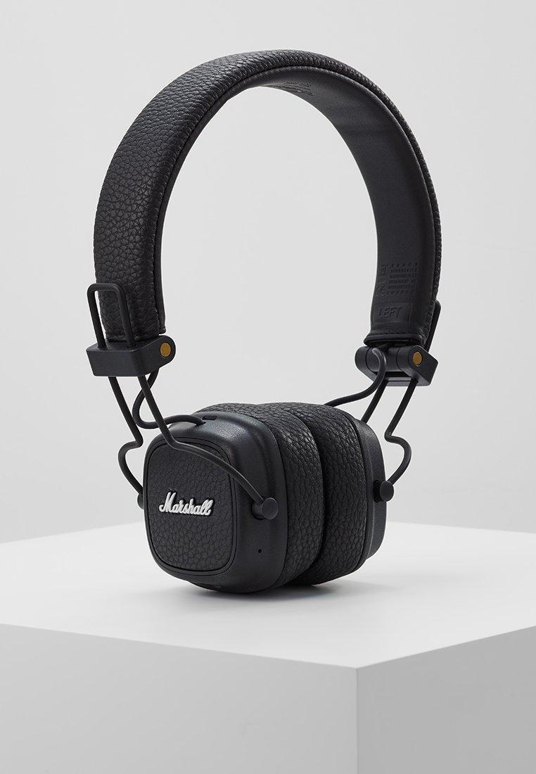 Marshall - MAJOR III BLUETOOTH - Headphones - black