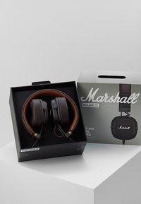 Marshall - MAJOR III - Headphones - brown - 3