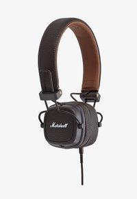 Marshall - MAJOR III - Headphones - brown - 1