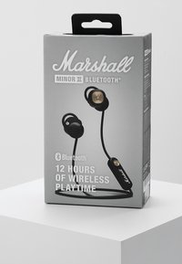 Marshall - MINOR II BLUETOOTH  - Headphones - black - 2