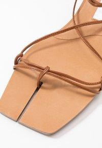 MIISTA - CIMARRON - Sandals - clay - 3