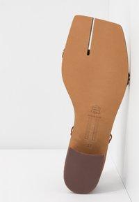 MIISTA - CIMARRON - Sandals - clay - 7