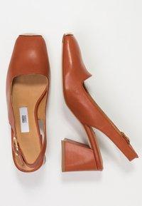 MIISTA - CANAR - Klassieke pumps - brown - 3