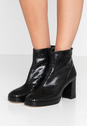 EDITH - Ankle boots - black