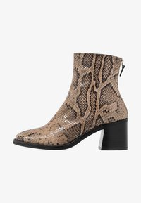 MIISTA - CYBIL - Classic ankle boots - taupe - 1