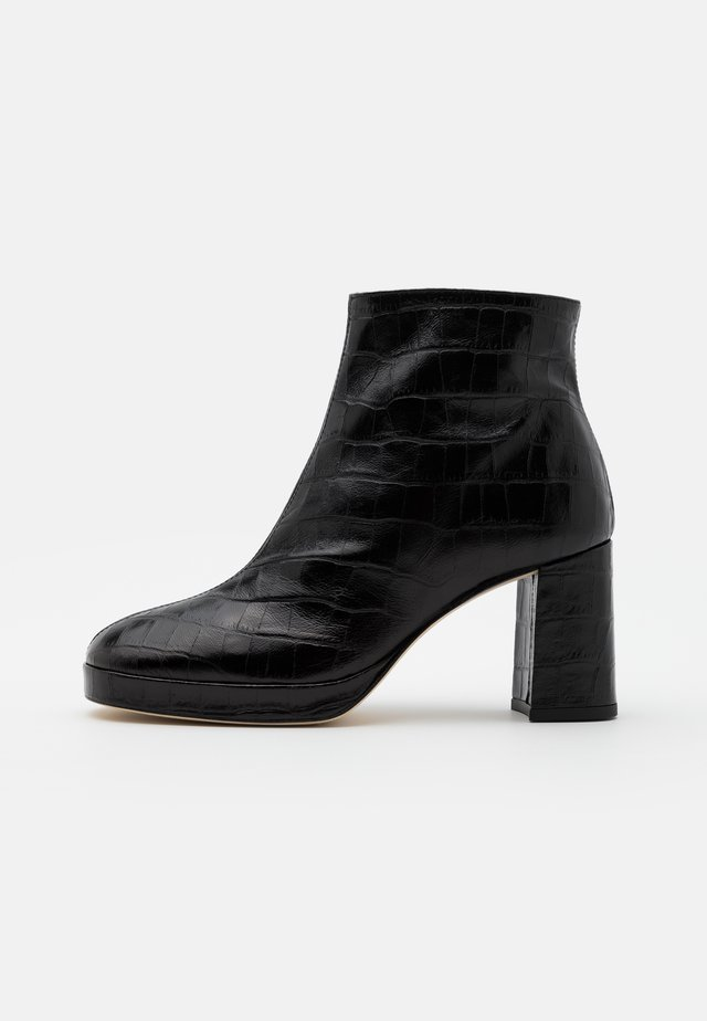 EDITH  - Ankle Boot - black