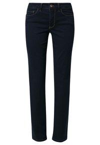 MAC Jeans - MELANIE - Straight leg jeans - dark rinsed - 0