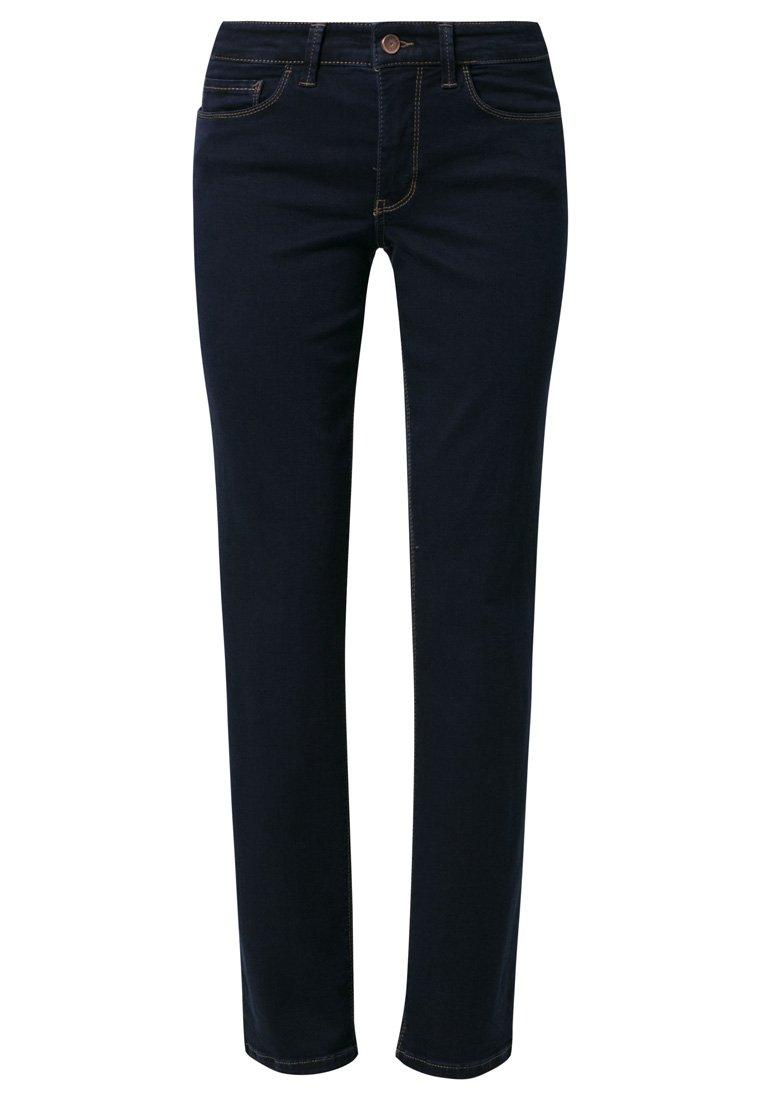 MAC Jeans - MELANIE - Straight leg jeans - dark rinsed