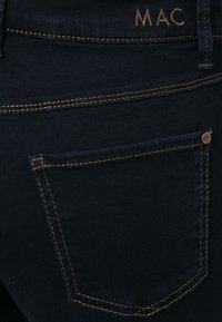 MAC Jeans - MELANIE - Straight leg jeans - dark rinsed - 6