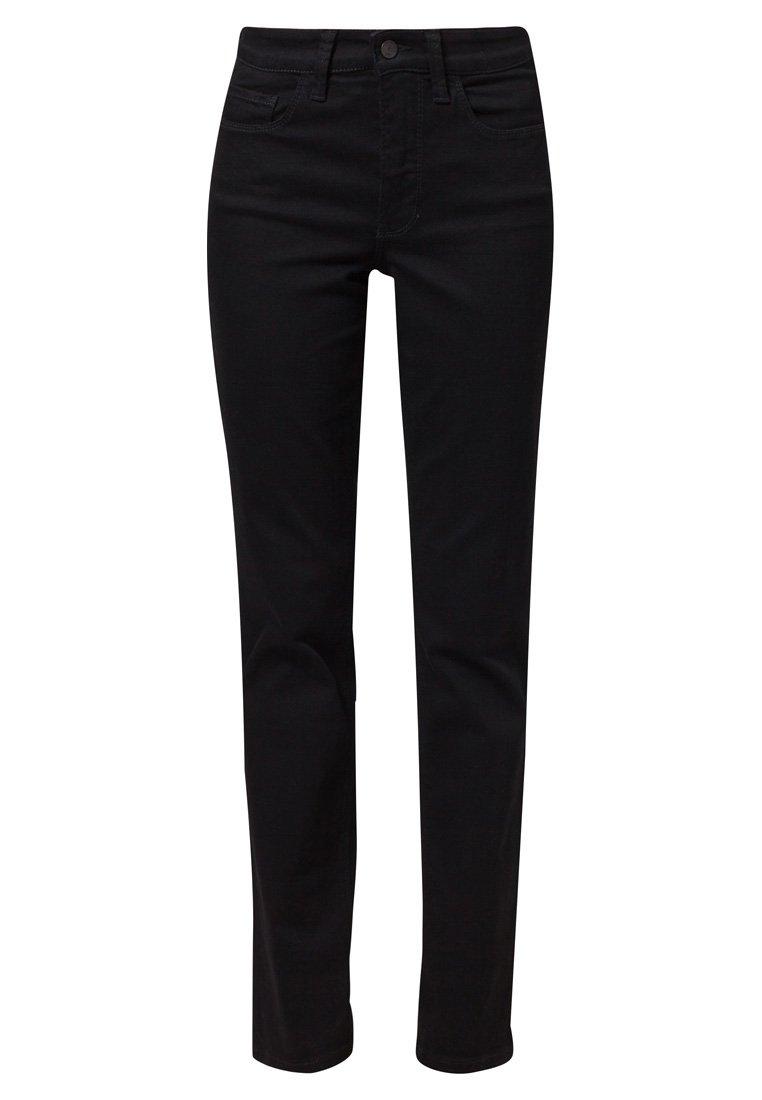 MAC Jeans - MELANIE - Jeans Straight Leg - schwarz