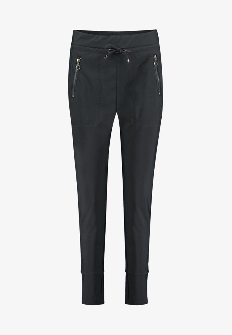MAC Jeans - EASY ACTIVE - Tracksuit bottoms - dark blue