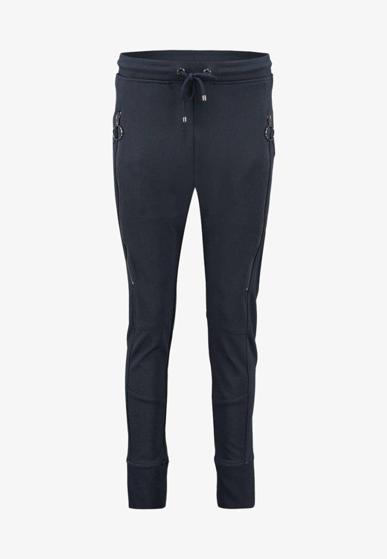 MAC Jeans - Tracksuit bottoms - marine