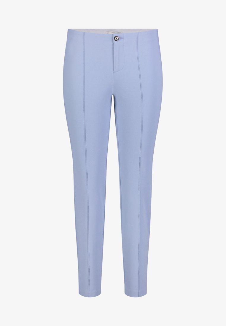 MAC Jeans - ANNA BLAUTÖNE - Stoffhose - air blue