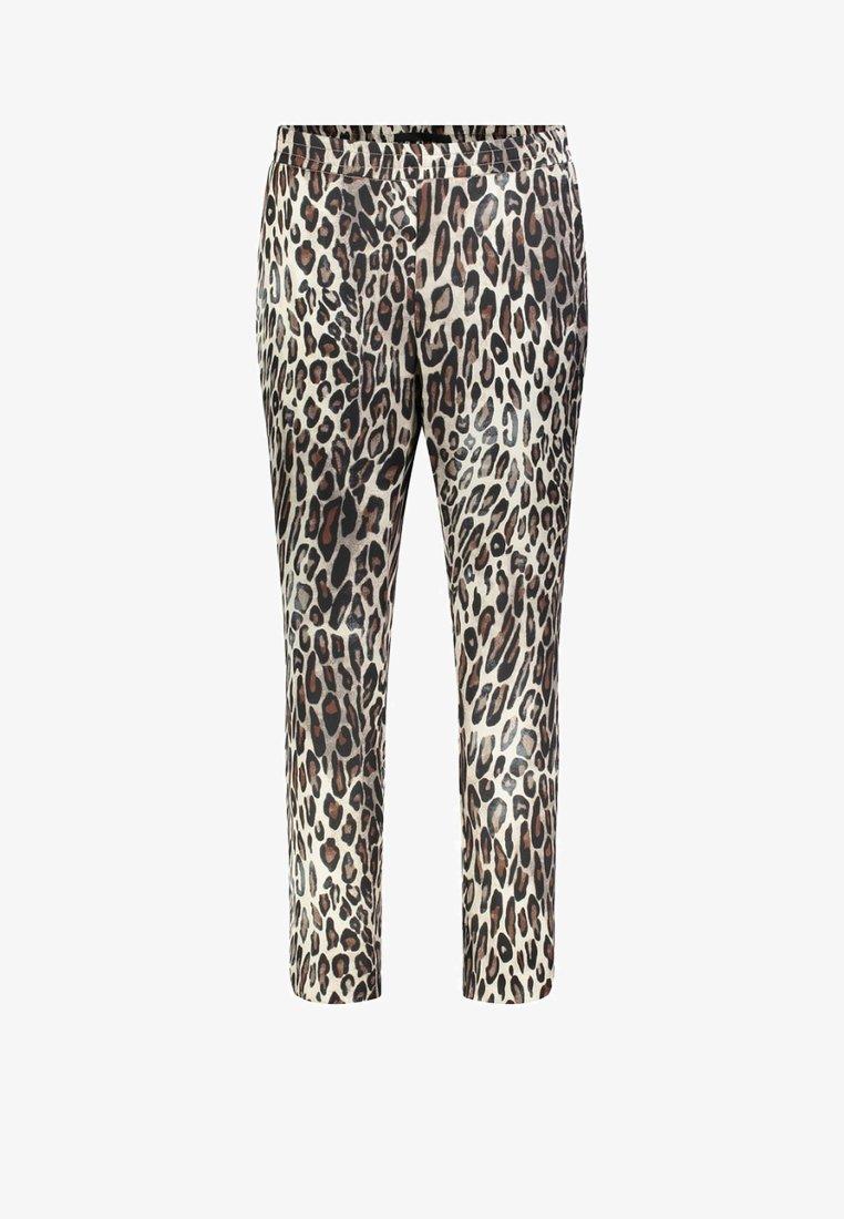 MAC Jeans - Leggings - Trousers - brown