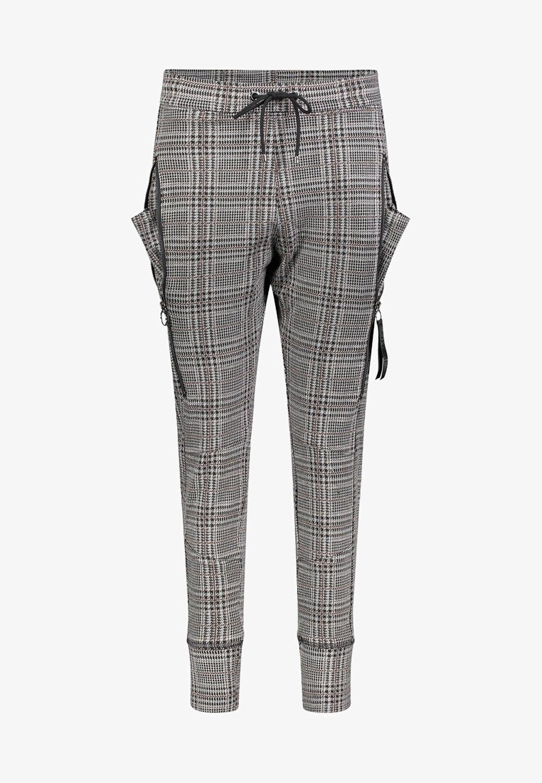 MAC Jeans - FUTURE - Tracksuit bottoms - anthracite