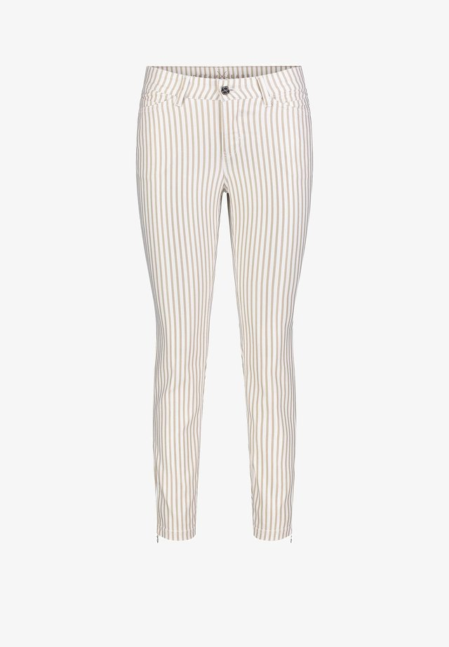 DREAM CHIC - Trousers - beige