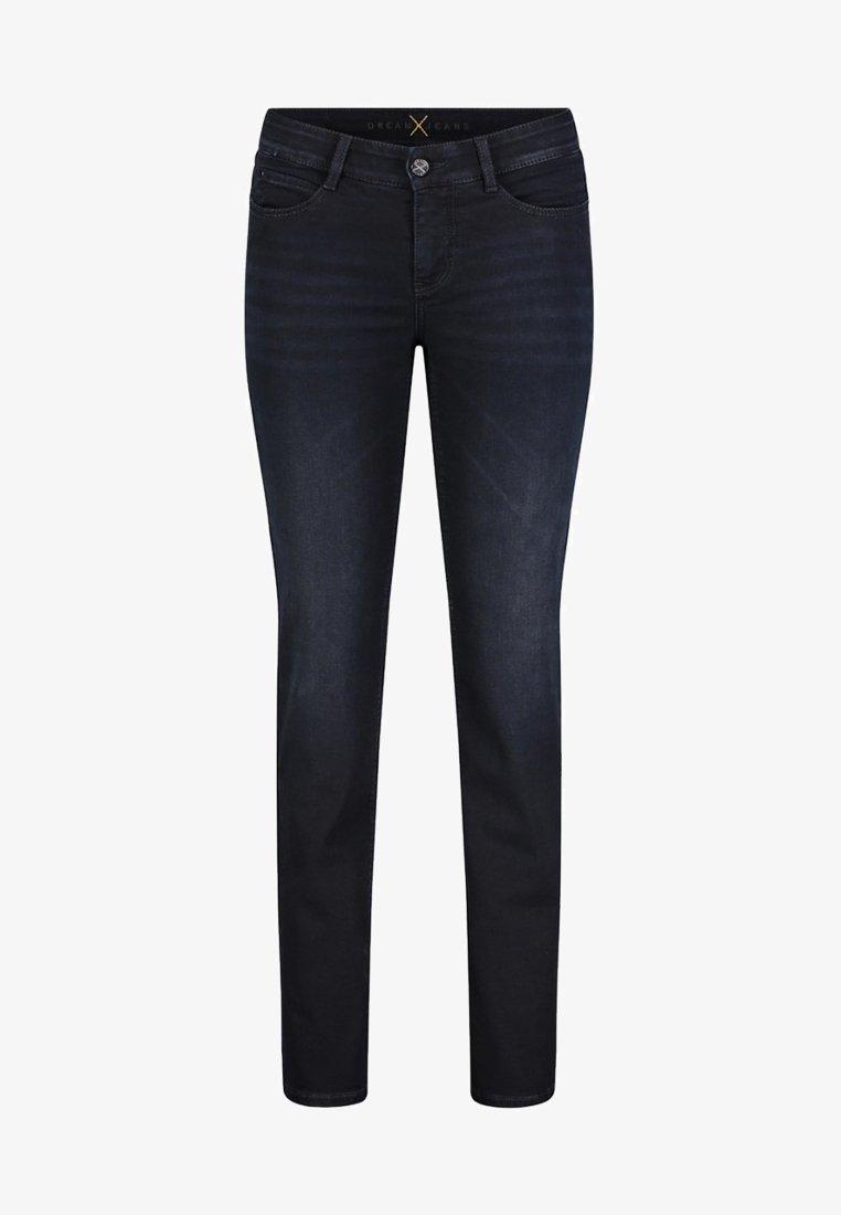 MAC Jeans - Slim fit jeans - dark wash blue/black