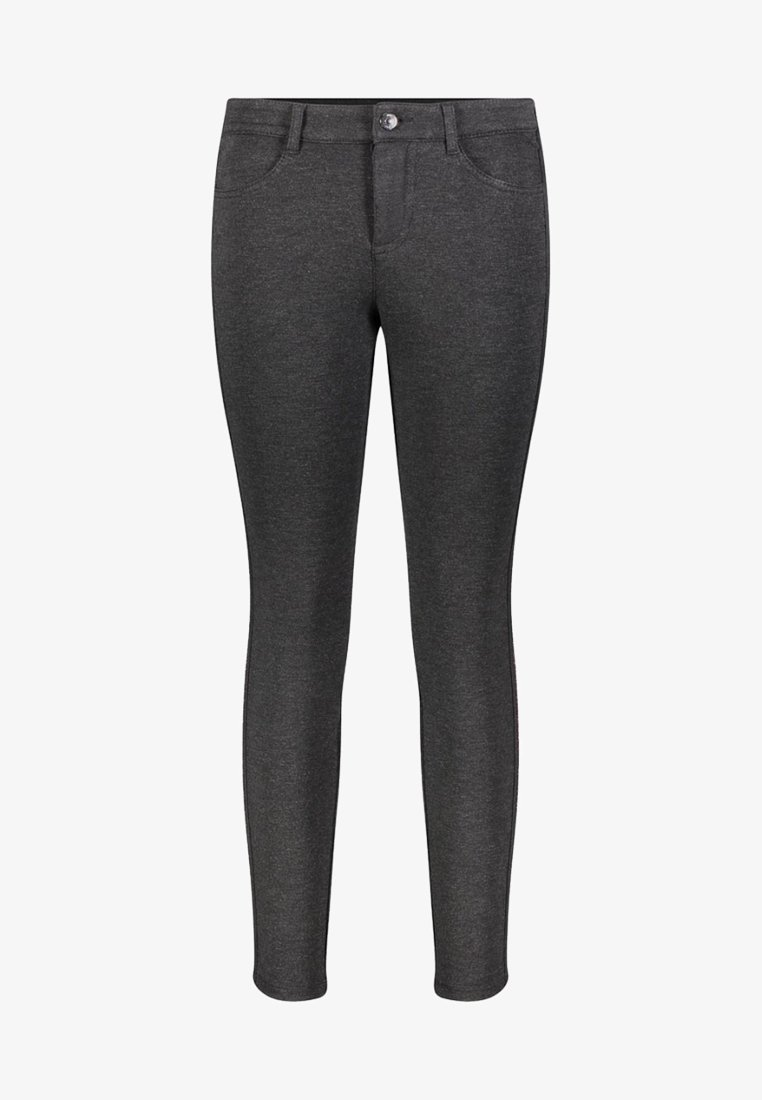 MAC Jeans - COSIMA  - Trousers - black melange