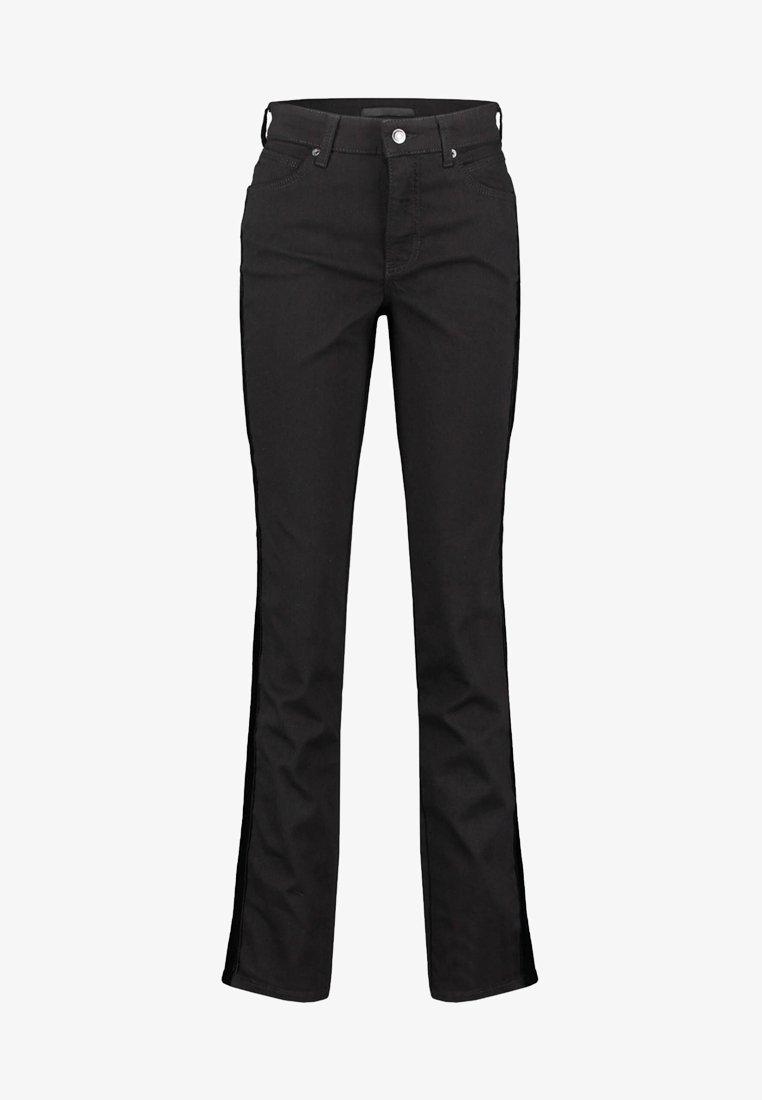 MAC Jeans - MELANIE - Straight leg jeans - black