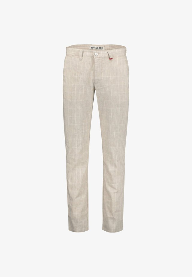 Trousers - camel (22)