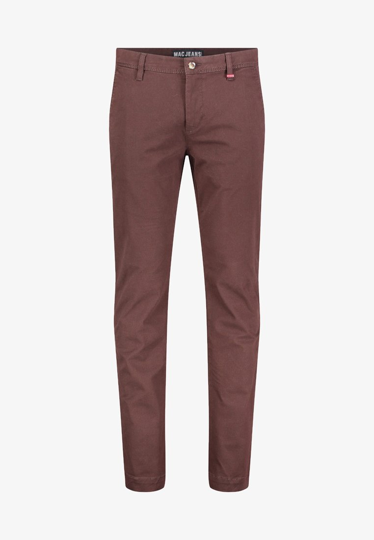 MAC Jeans - Chinos - ruby brown