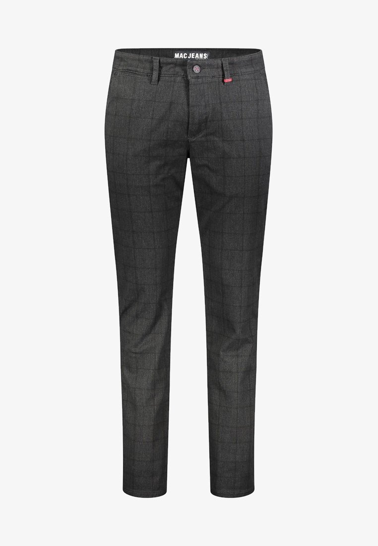 MAC Jeans - Chinos - grey