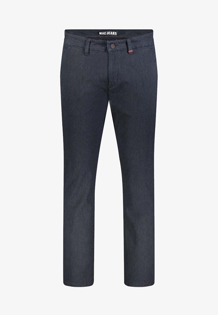 MAC Jeans - LENNOX BLAUTÖNE - Trousers - midnight blue