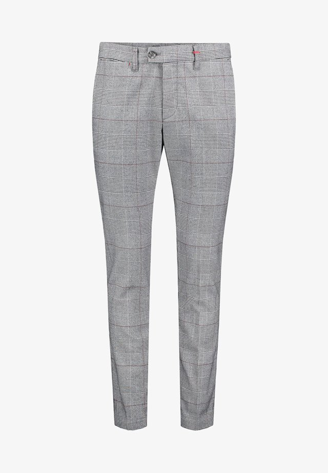 LENNOX - Chinos - anthracite