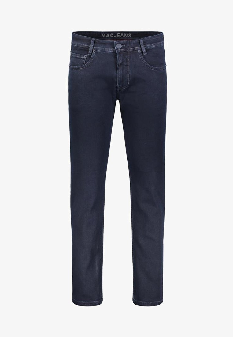MAC Jeans - Straight leg jeans - blue/black