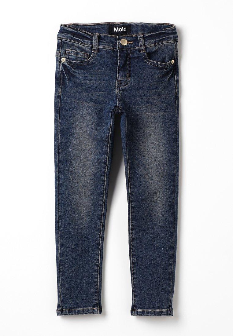 Molo - ADELE - Slim fit jeans - grey blue denim