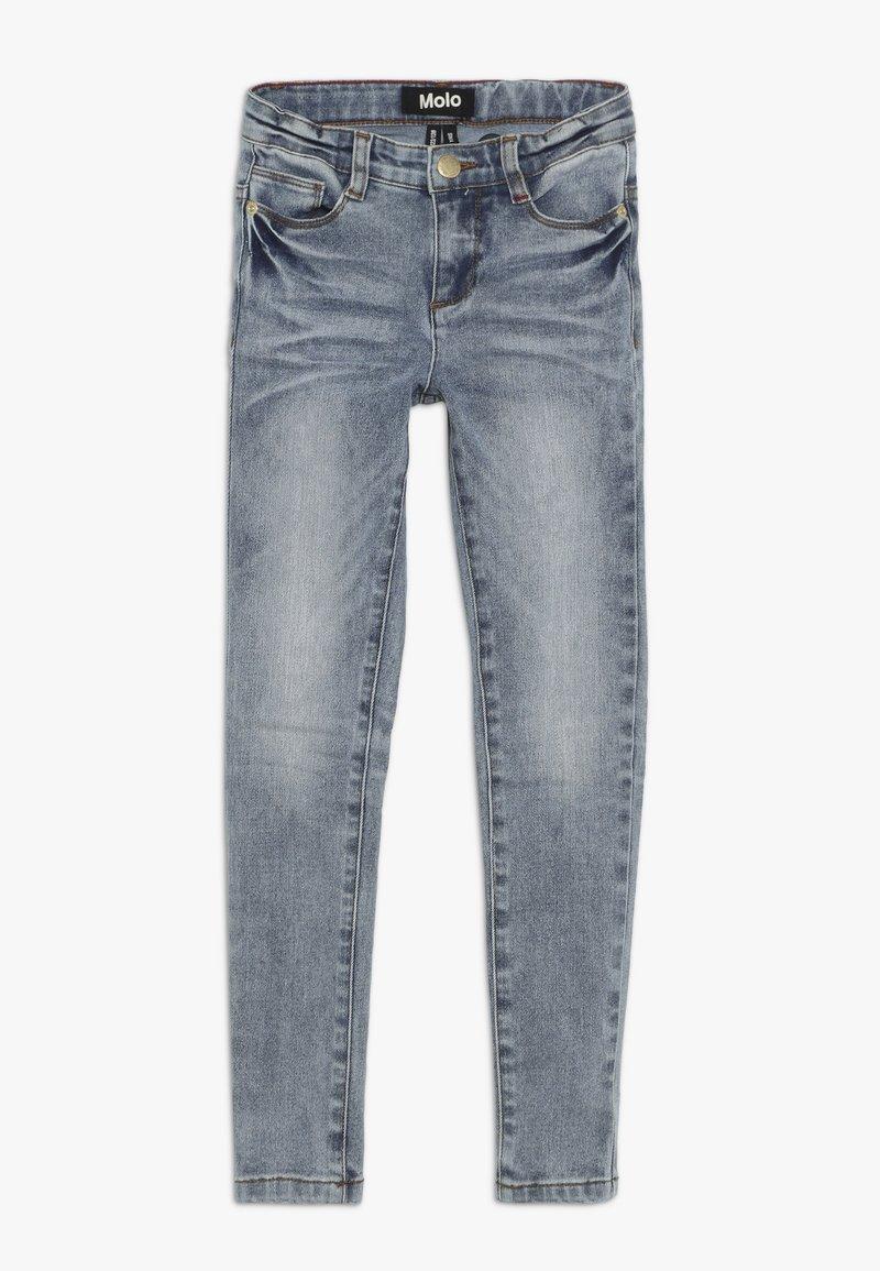 Molo - ANGELICA - Jeans Skinny Fit - ash denim