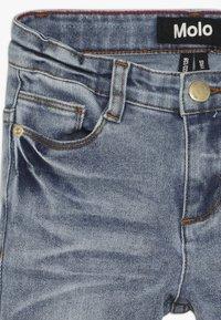 Molo - ANGELICA - Jeans Skinny Fit - ash denim - 3