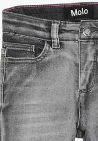 Molo - ANGELICA - Jeans Skinny Fit - grey washed denim - 3