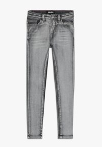 Molo - ANGELICA - Jeans Skinny Fit - grey washed denim - 0