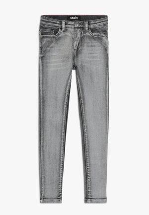 ANGELICA - Jeans Skinny Fit - grey washed denim