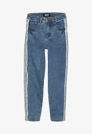 ALLIS - Slim fit jeans - suttle stone blue