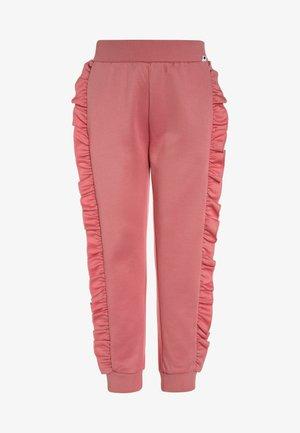 ALINE - Pantalones deportivos - tea rose