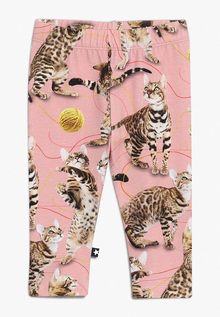 Molo - STEFANIE - Leggings - Trousers - pink