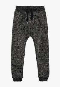 Molo - ALIKI - Pantalones deportivos - silver/black - 0