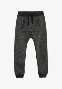 Molo - ALIKI - Pantalones deportivos - silver/black - 3