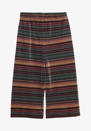ALIECIA - Trousers - multicolor