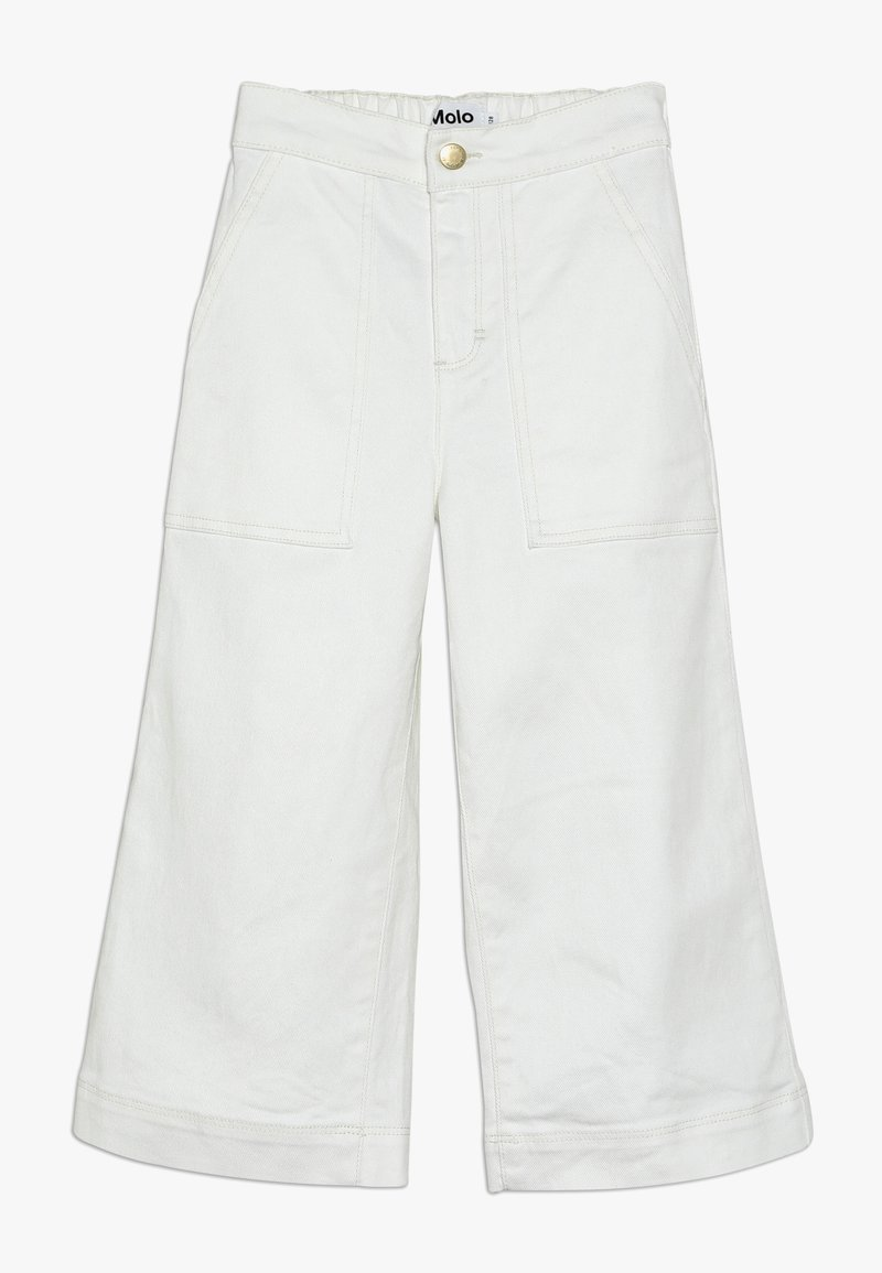 Molo - ALYNA - Relaxed fit jeans - white star